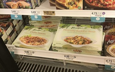 PLANTPURE'S ENTRÉES DEBUT ON PUBLIX SHELVES