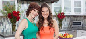 Jenny Engel and Heather Goldberg of Spork Foods