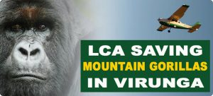 LCA saving Mountain Gorillas in Virunga